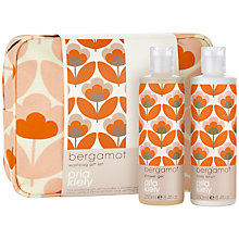 Buy Orla Kiely Bergamot Wash Bag Set Online at johnlewis.com