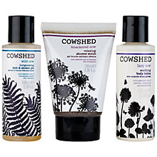 Buy Cowshed Mixed Trio Body Care Gift Set Online at johnlewis.com