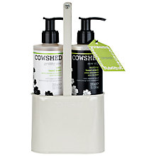 Buy Cowshed Grubby Cow Hand Care Due Gift Set Online at johnlewis.com