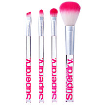 Buy Superdry Make-up Brush Collective Set Online at johnlewis.com