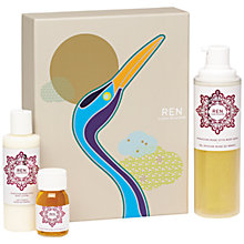 Buy REN Rose Otto 2014 Bodycare Gift Set Online at johnlewis.com