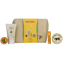 Buy Burt's Bees Gift Of Natural Bodycare Set Online at johnlewis.com