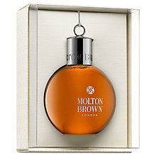 Buy Molton Brown Black Peppercorn Bauble, 75ml Online at johnlewis.com