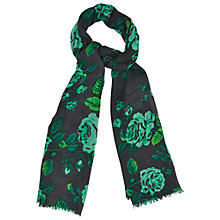 Buy Phase Eight Chrissy Scarf, Pine Online at johnlewis.com