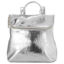 Buy Whistles Mini Verity Leather Rucksack Online at johnlewis.com