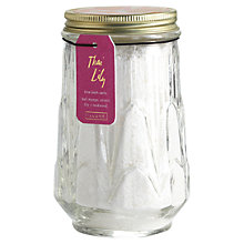 Buy go be lovely Thai Lily Bath Salts, 382g Online at johnlewis.com