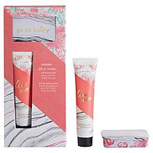 Buy go be lovely Scent Gift Set, Anemone Online at johnlewis.com