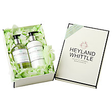 Buy Heyland & Whittle Green Tea and Grapefruit Handwash and Hand Lotion Gift Box, 2x 300ml Online at johnlewis.com
