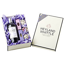 Buy Heyland and Whittle Citrus & Lavender Foam Bath, Bath Melts and Soap Gift Box Online at johnlewis.com