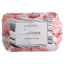 Buy go be lovely Large Anemone Soap, 250g Online at johnlewis.com