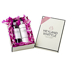 Buy Heyland & Whittle Neroli & Rose Body Wash & Body Lotion Gift Box 2x 300ml Online at johnlewis.com