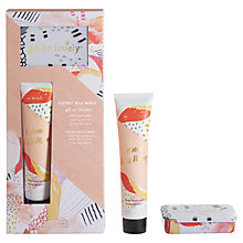 Buy go be lovely Scent Gift Set, Coconut Milk Online at johnlewis.com
