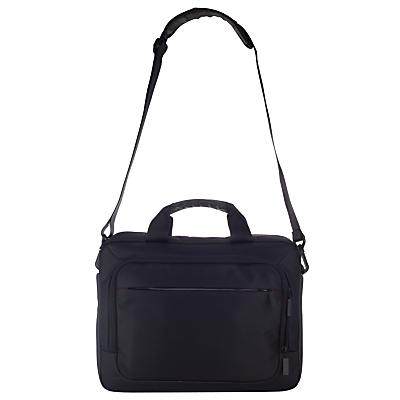 Image of John Lewis Commute Laptop Bag, Black