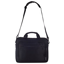 Buy John Lewis Commute Laptop Bag, Black Online at johnlewis.com