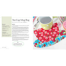 Buy Love To Sew: Simple Patchwork Gifts Book Online at johnlewis.com