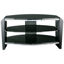 "Buy Alphason Francium 80 TV Stand for up to 37"" Online at johnlewis.com"