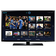 "Buy Samsung UE46H6203 LED HD 1080p Smart TV, 46"" with Freeview HD Online at johnlewis.com"
