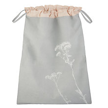 Buy John Lewis Croft Collection Dandelion Laundry Bag Online at johnlewis.com