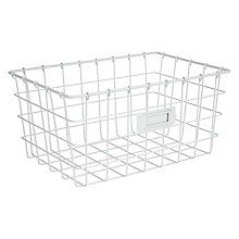 Buy House by John Lewis Wire Document Basket Online at johnlewis.com