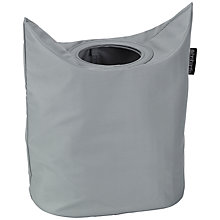 Buy Brabantia Laundry Bag, Dark Grey Online at johnlewis.com