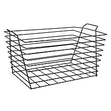 Buy House by John Lewis Wire Storage Crate Online at johnlewis.com