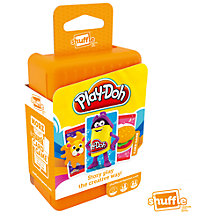 Buy Play-Doh Shuffle Card Game Online at johnlewis.com
