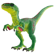 Buy Schleich Velociraptor Dinosaur Toy Online at johnlewis.com