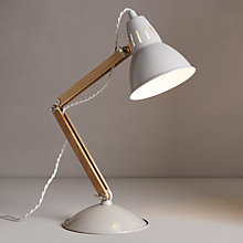 Buy John Lewis Croft Barrett Task Lamp Online at johnlewis.com