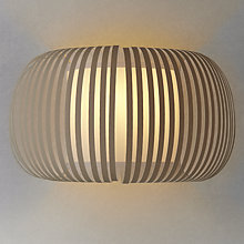 Buy John Lewis Harmony Wall Light, Natural Online at johnlewis.com