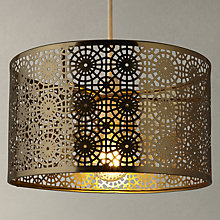 Buy John Lewis Eila Cutwork Shade Online at johnlewis.com