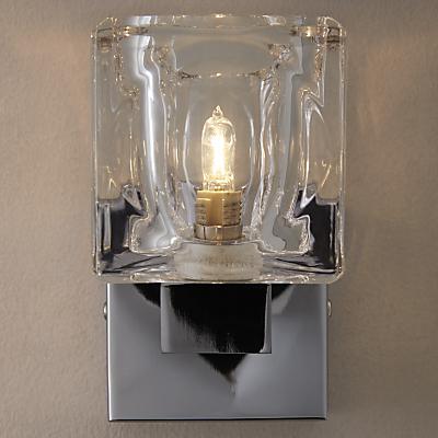 John Lewis Cuboid Single Wall Light