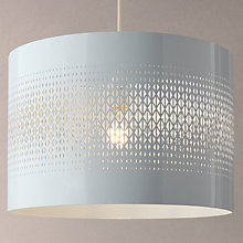 Buy John Lewis Elsa Easy-to-Fit Metal Light Shade Online at johnlewis.com