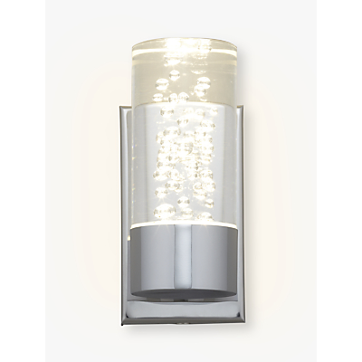 John Lewis Zeus Bubbles Bathroom Wall Light