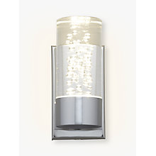 Buy John Lewis Giovanni Bubbles LED Bathroom Wall Light Online at johnlewis.com