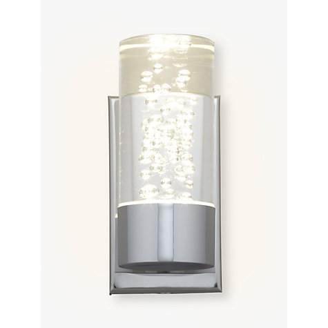 buy john lewis zeus bubbles bathroom wall light john lewis