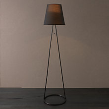 Buy House by John Lewis Monty Floor Lamp, Black Online at johnlewis.com