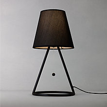 Buy House by John Lewis Monty Lamp, Red Online at johnlewis.com