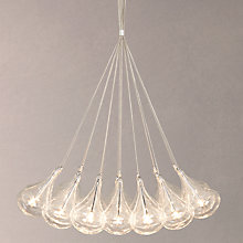 Buy John Lewis Jensen 25 Light Cluster Ceiling Light Online at johnlewis.com