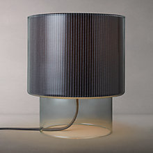 Buy John Lewis Paloma Glass Table Lamp Online at johnlewis.com