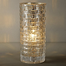 Buy John Lewis Parveen Mercury Glass Copper Online at johnlewis.com