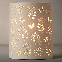 Buy John Lewis Shannon Table Lamp, Putty Online at johnlewis.com