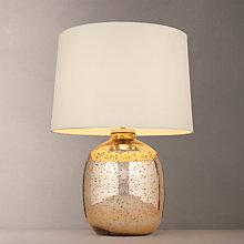Buy John Lewis Tabitha Lamp Base, Smooth Online at johnlewis.com