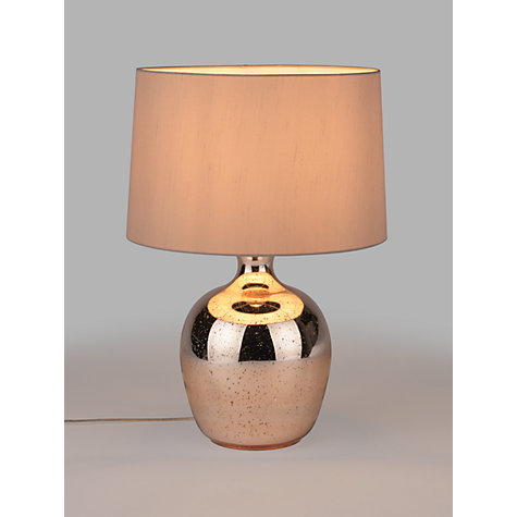 Buy John Lewis Tabitha Copper Table Lamp | John Lewis