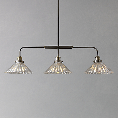 John Lewis Phineas 3 Bar Pendant Light