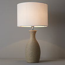 Buy John Lewis Scilly Rope Base Table Lamp Online at johnlewis.com