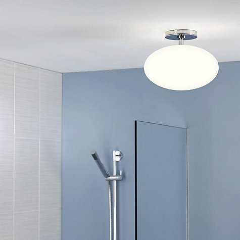 Buy astro zeppo bathroom ceiling light john lewis John lewis bathroom design and fitting