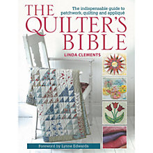 Buy The Quilter's Bible Book Online at johnlewis.com