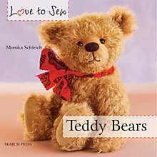 Buy Love To Sew: Teddy Bears Online at johnlewis.com