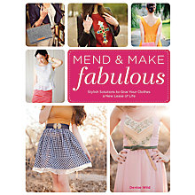 Buy Make & Mend Fabulous Online at johnlewis.com