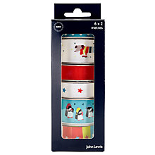Buy John Lewis Children's Christmas Ribbon Box Online at johnlewis.com